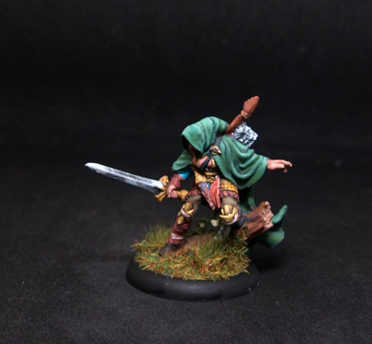 Reaper miniatures-Nienna, Elf Ranger