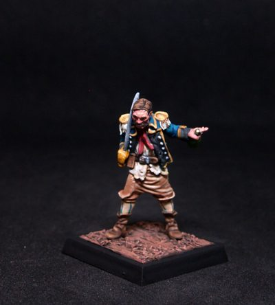 Freebooter Miniatures- Vieille Garde Male Mercenarie