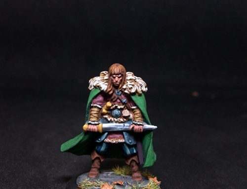 Bahl , Male Captain of The Atlantean Reavers