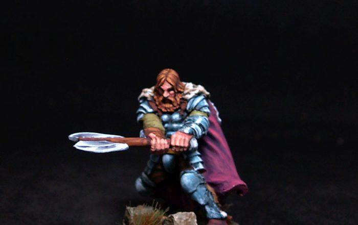 Hasslefree Ferrus Male Warrior