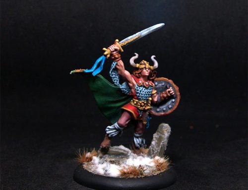 Nuada The High King