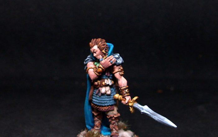Lucid Eyes Saylian ,Male Fighter