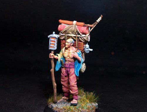 Baichi Male Adventurer