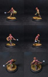 Coolminornot Zombicide Young Adventurer Billy