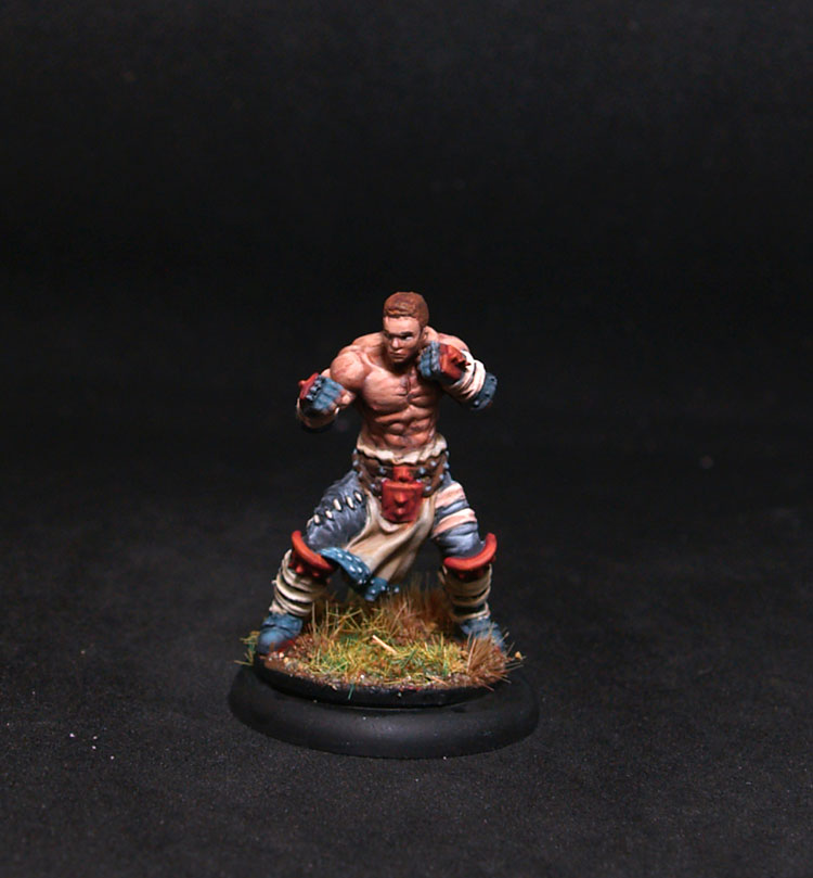 Coolminornot Zombicide Gannicus