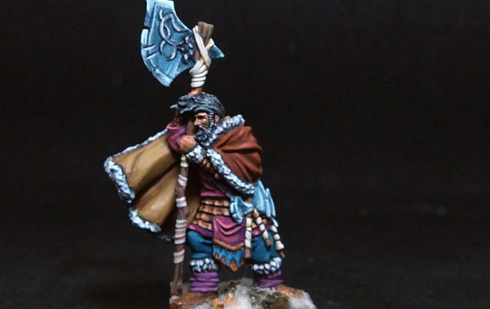 Kanut Hill Tribe Hero