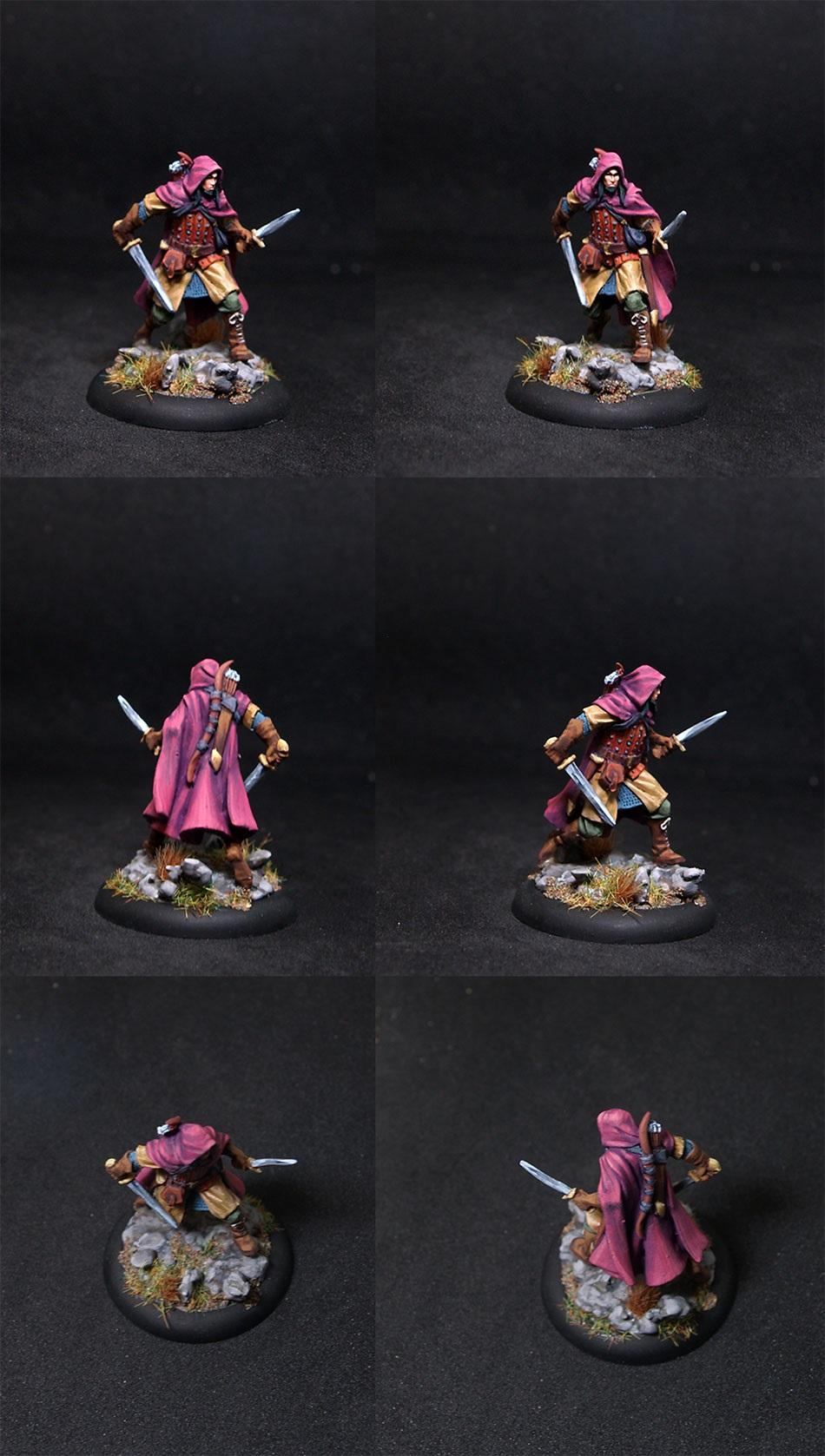 Redbox Rothmartyn O' the DarkWold