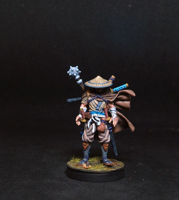 Toshiro Male Warrior