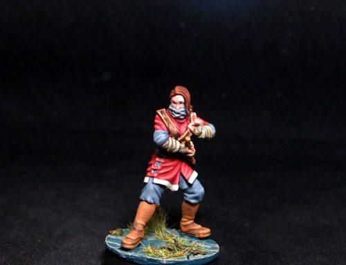 Wamu Female Assassin