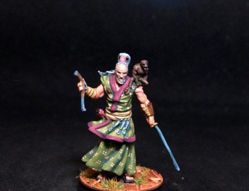 Yuji Male Pirate