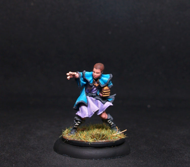 Coolminornot Zombicide Female Zee Young Adventurer