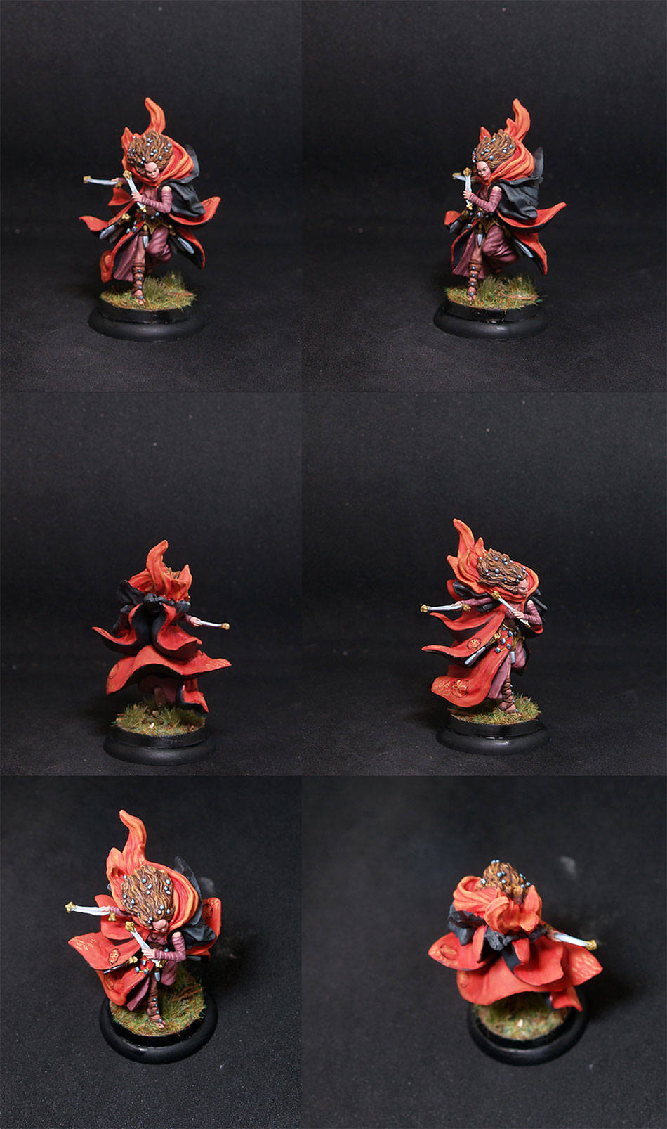 Coolminiornot Rising Sun Bao Female Assassin