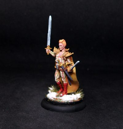 Coolminornot Zombicide Male Fighter Brix Moonshine