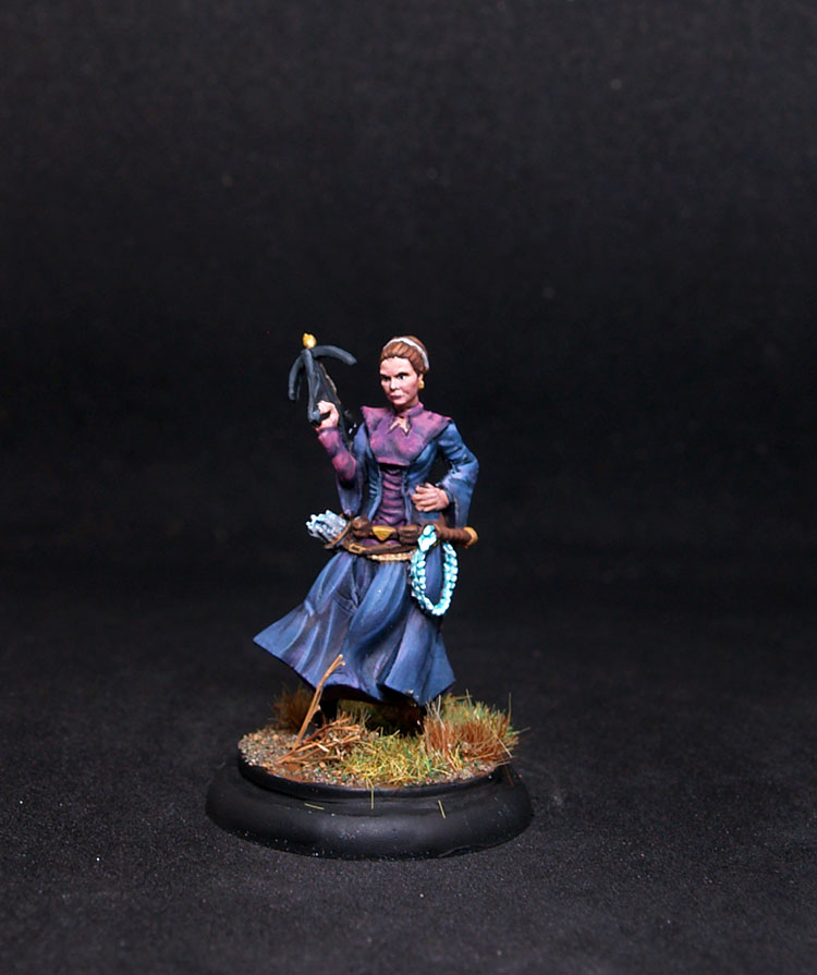 Coolminiornot Zombicide Countess Ordelia