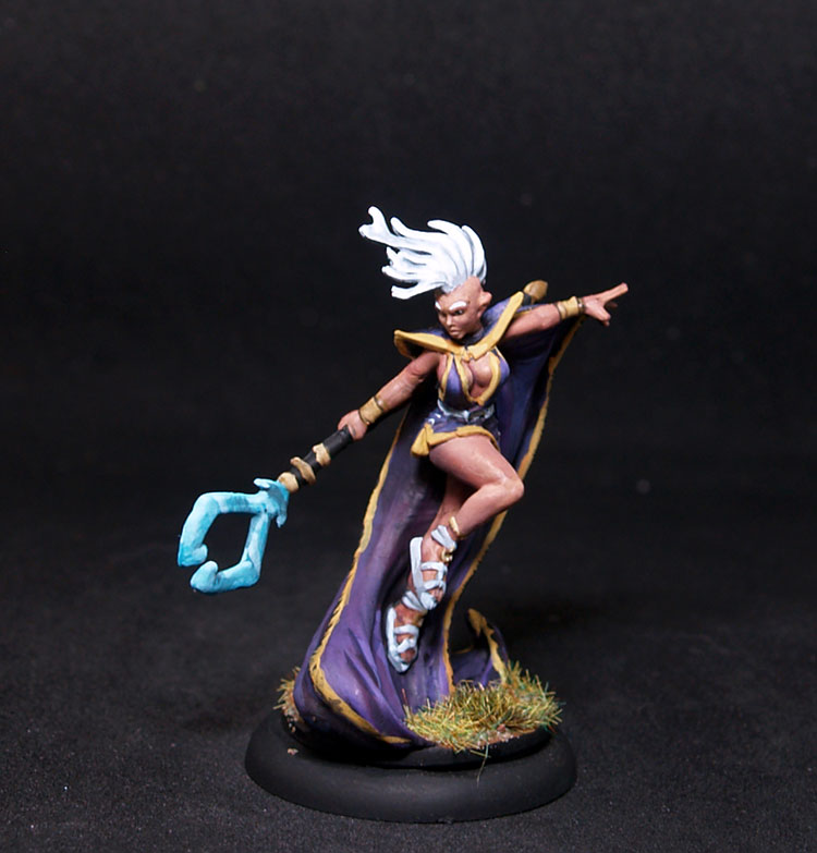 Coolminornot Zombicide Fylguria Female Mage