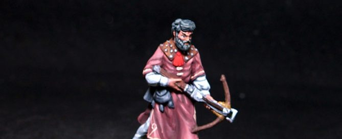 Coolminornot Zombicide Rocco Male Adevnturer
