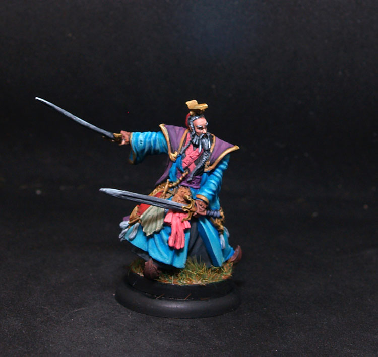 Coolminiornot Rising Sun Takeshi Male Warrior