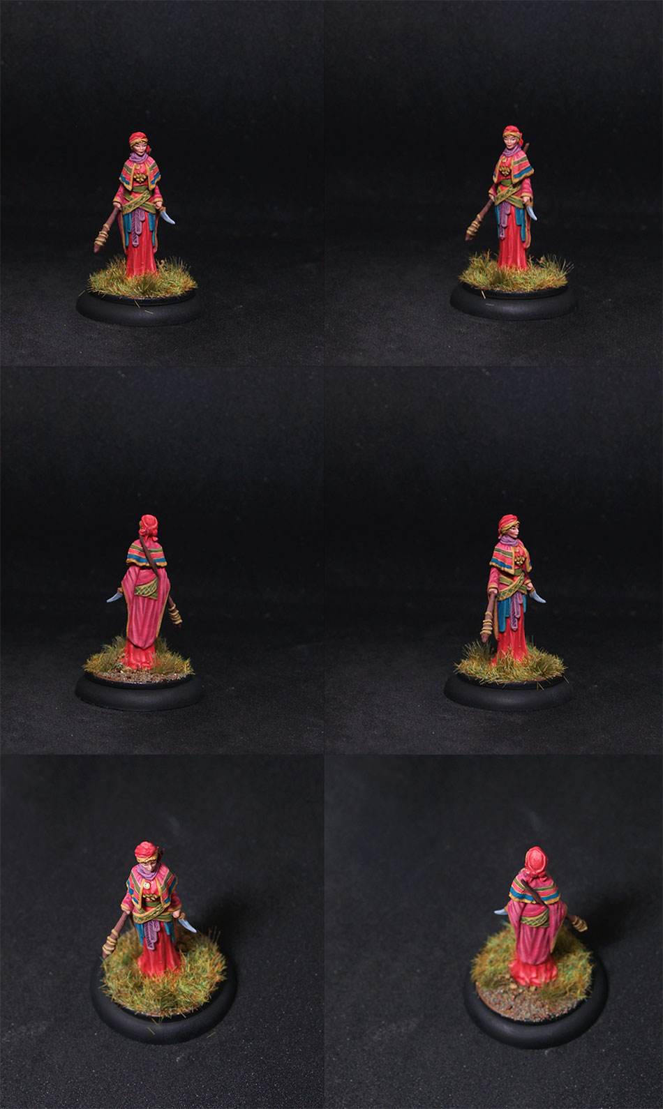 Coolminiornot Zombicide Antha Female Healer