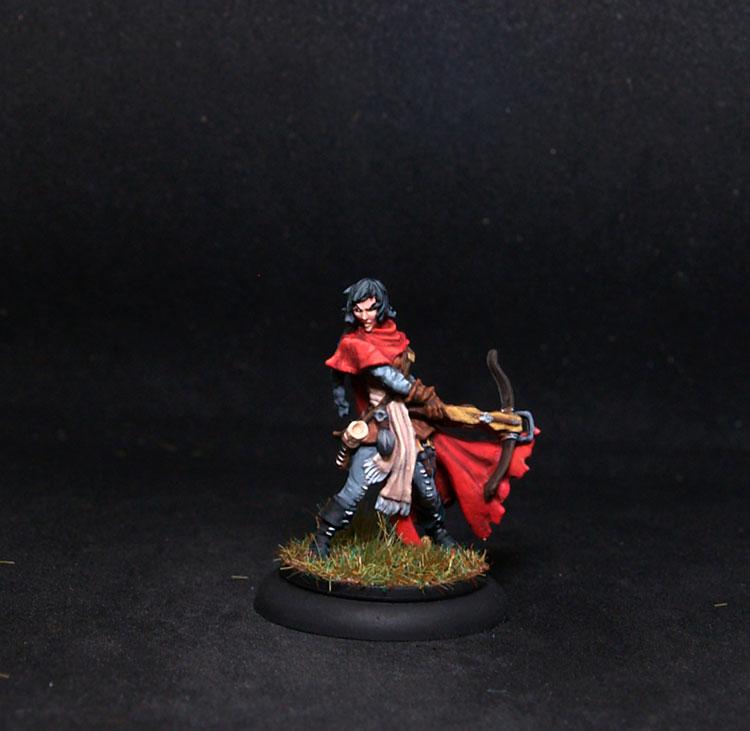 Coolminiornot Zombicide Ariane Female Adventurer