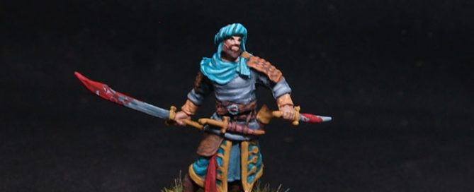 Coolminiornot Zombicide Asim Male Assasin