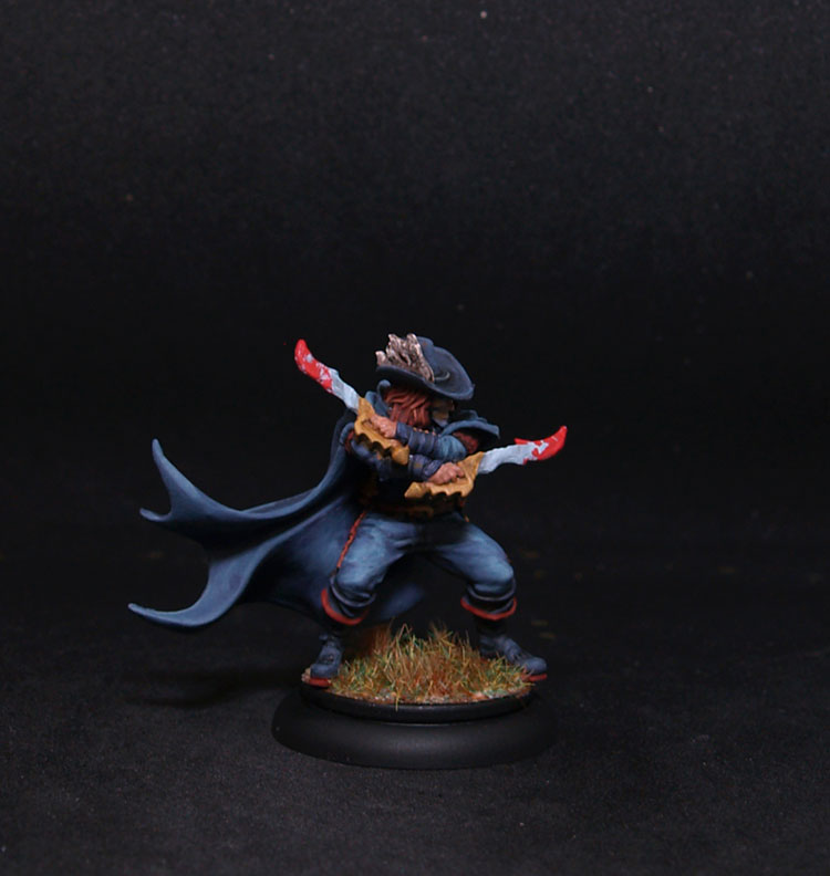 Coolminiornot Zombicide Asmodeus Male Assasin