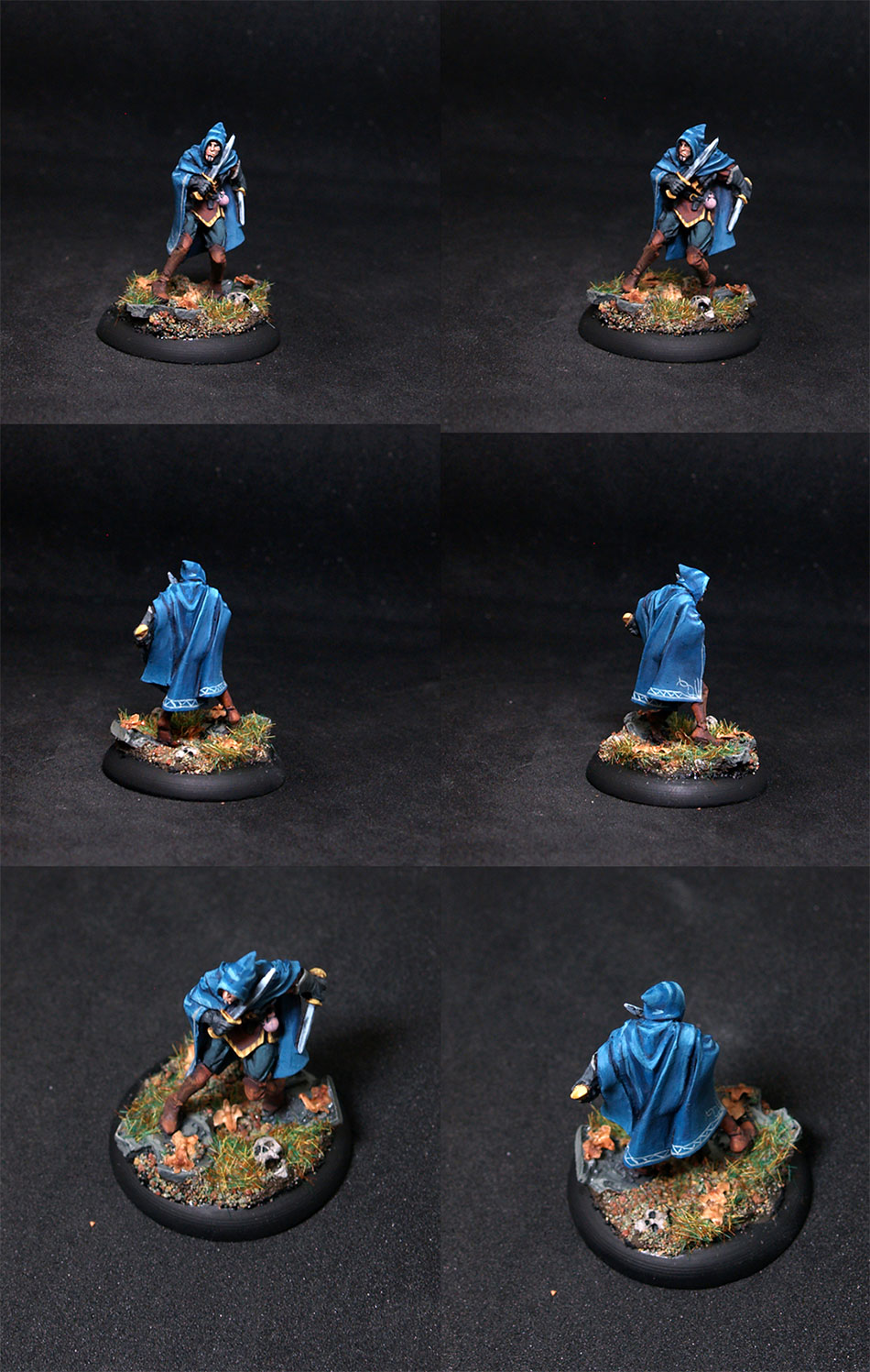 Red Box miniatures Black Armand