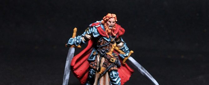 Coolminiornot Zombicide Clovis Male Warrior