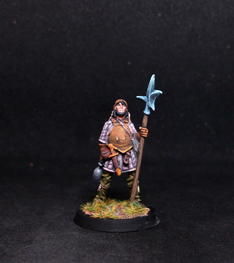 Red Box miniatures Dirk the N'er-Do-Well