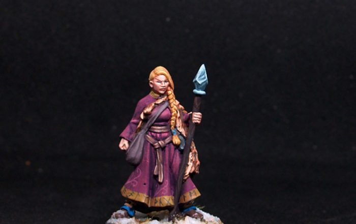 Red Box miniatures Gudridr the Golden