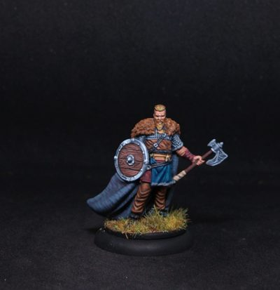 Coolminiornot Zombicide Hyg Barbarian Male Warrior
