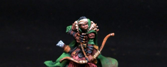 Coolminiornot Zombicide Lorentz Male Archer