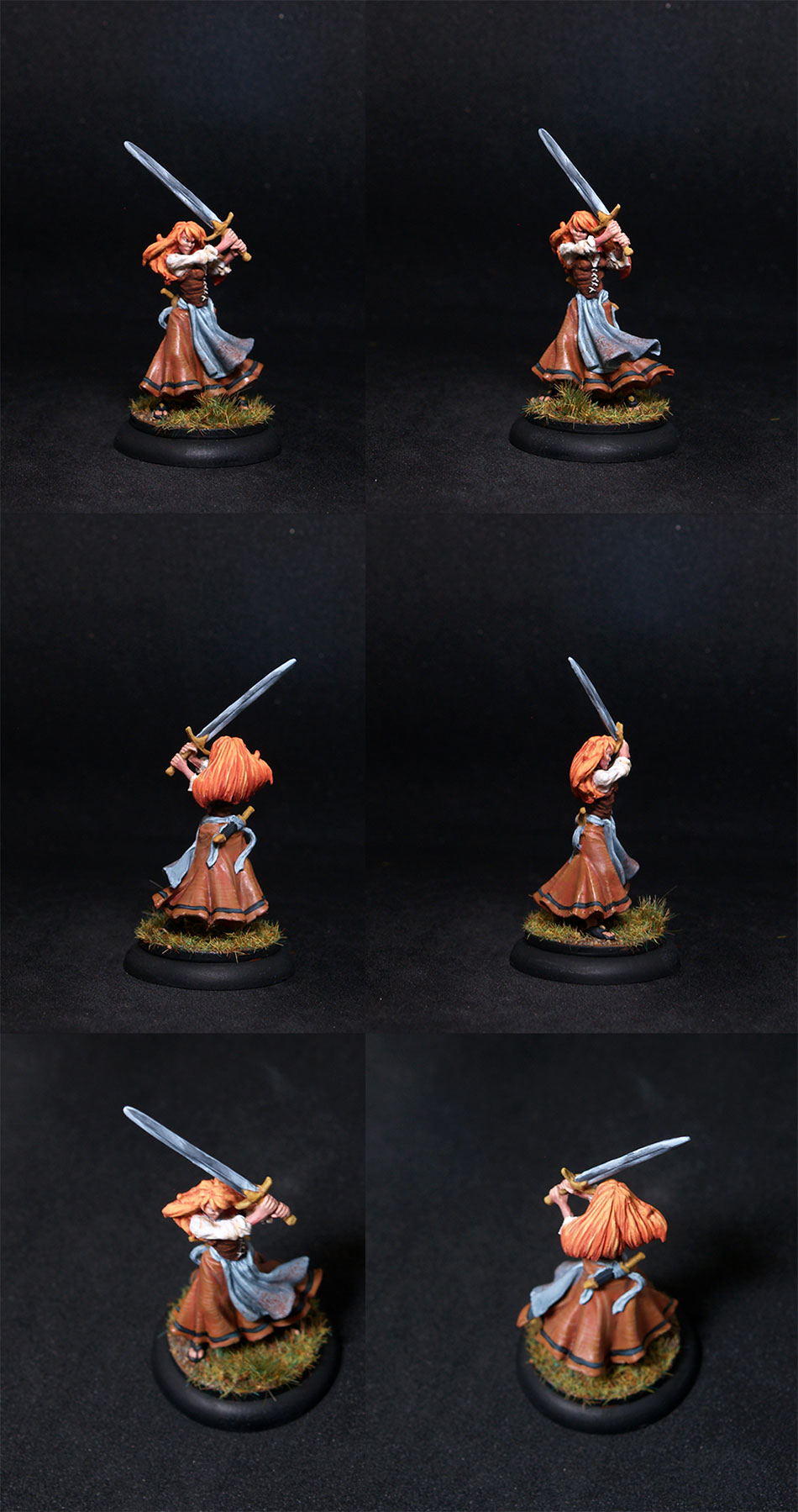 Coolminiornot Zombicide Nelly Female Adventurer