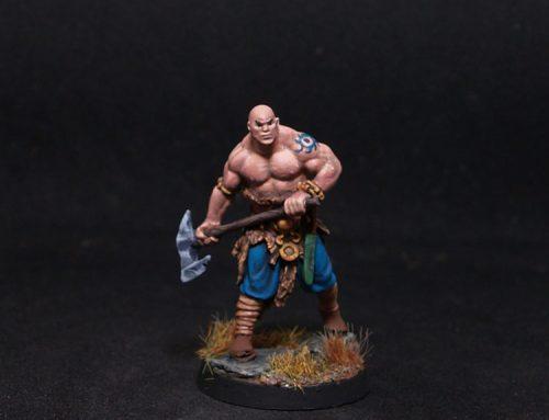 Njallr the RuneBearer