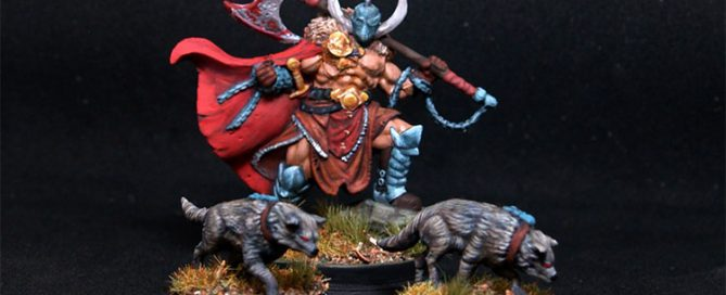 Village Attacks Wode of the Wild Hunt- Villain-