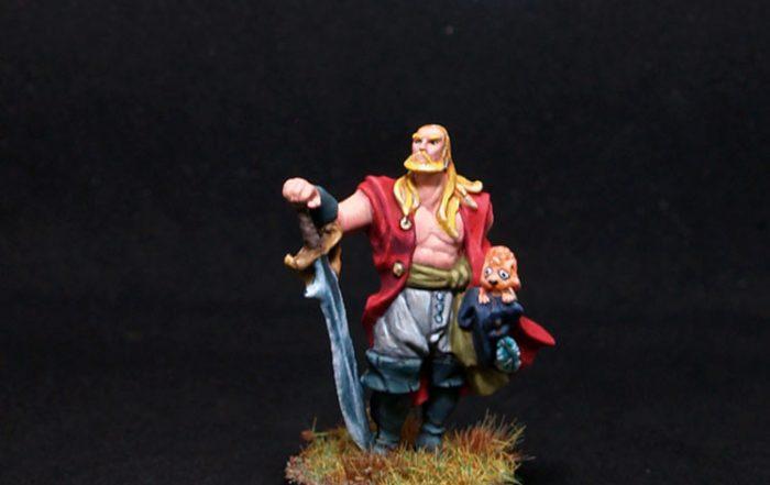 Coolminornot Rum&Bones Mister Cuddles Male Mercenarie