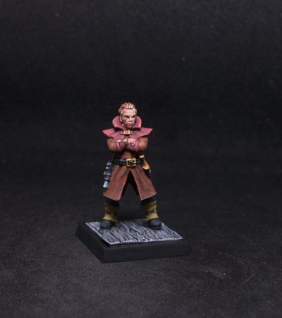 "Freebooter ""Nick"" male Pirate/Adventurer"