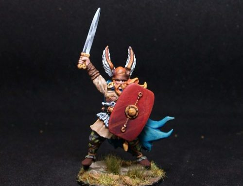 Vercingetorix, Gallic Celt Chieftain