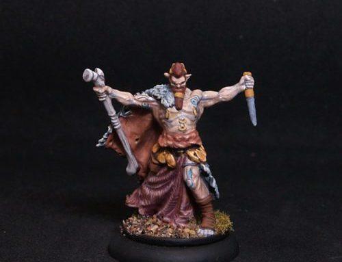 Male Necromancer