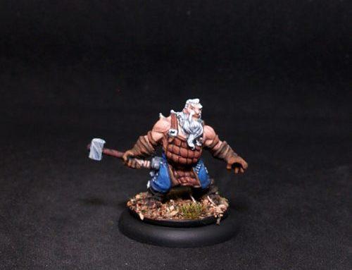 Samson Male Fighter