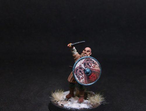 Gull Male Viking Warrior