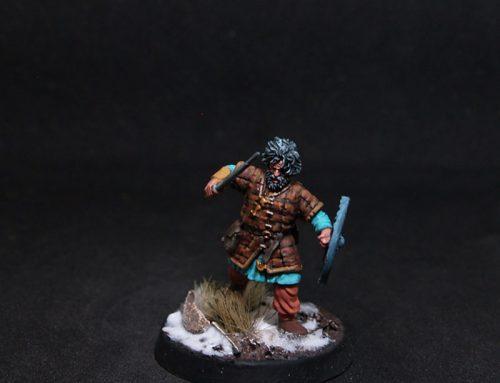 Iver Male Viking Warrior