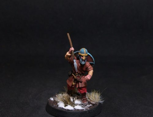 Siv Male Viking Warrior