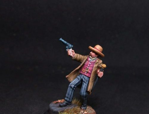 Virgil Earp, Wyatt's brother