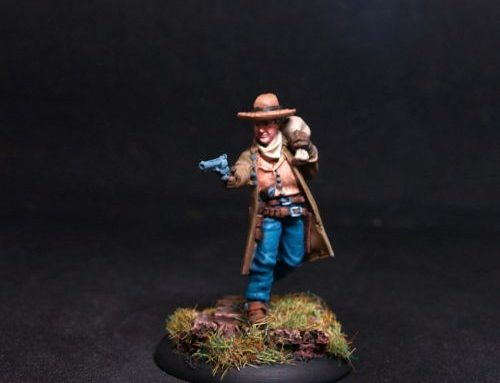 Far West Outlaw Clel Miller