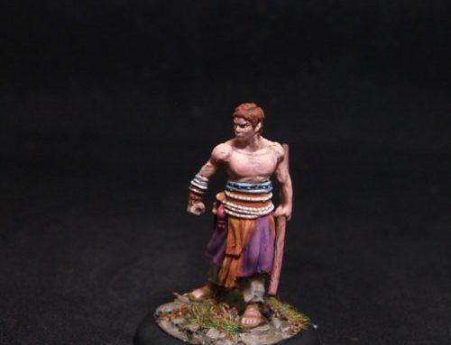 Kefrem Male Monk