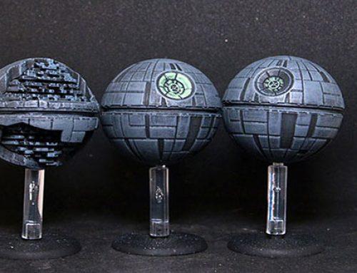 Star Wars: Rebellion Gameboard