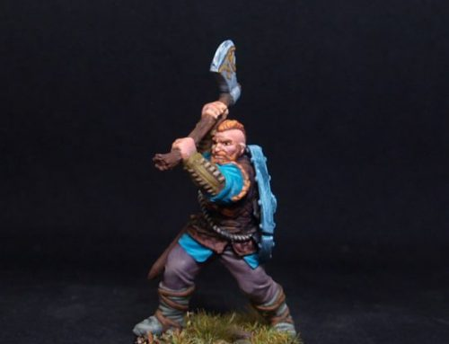 Ake Viking Warrior