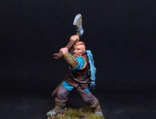 Ake Viking Warrior