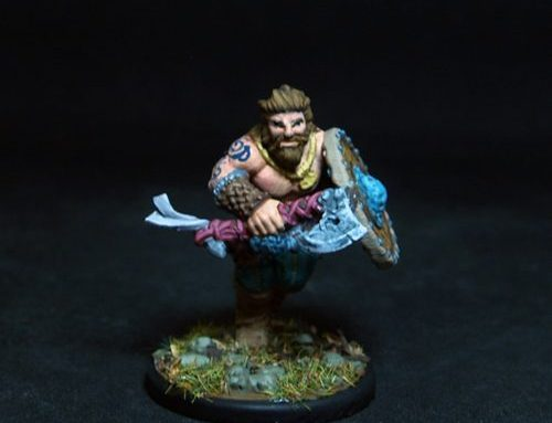 Hedan Viking Warrior