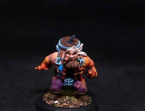 Dwari The Dynamiter